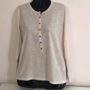 J CREW LONG SLEEVE T-SHIRT